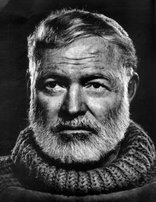 What would Ernest Hemmingway have made of the Oyster and Bubbly Festival?
