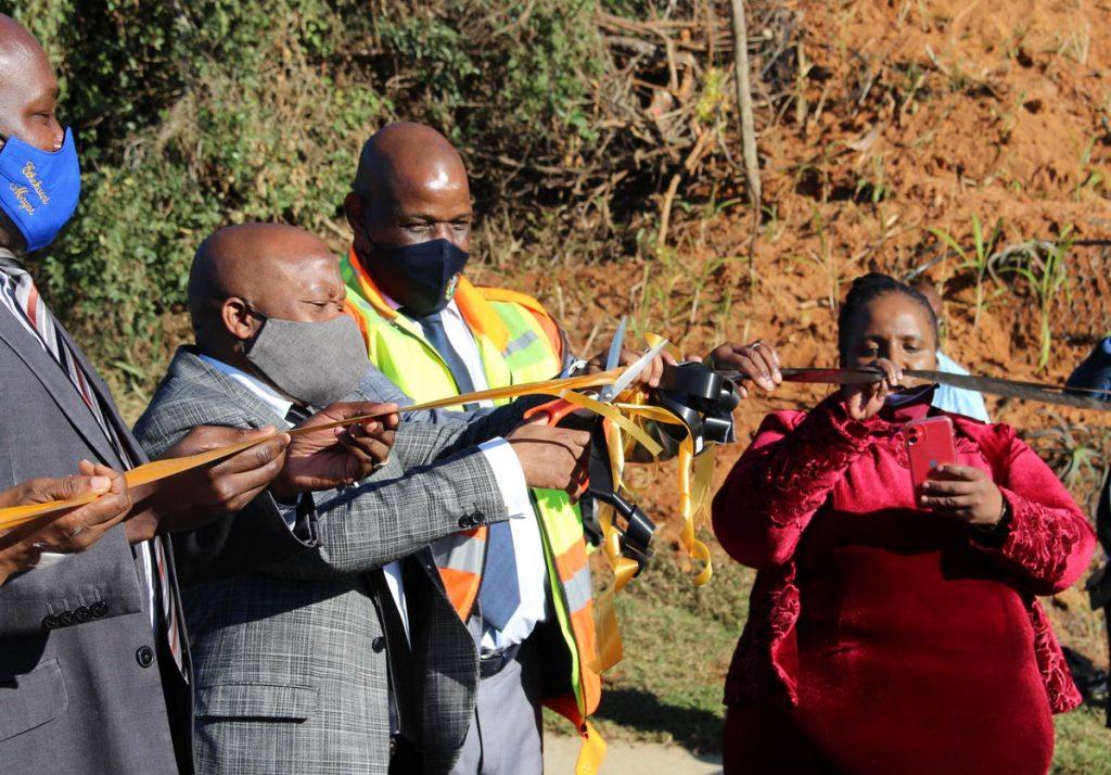 M4 opened Umhlanga