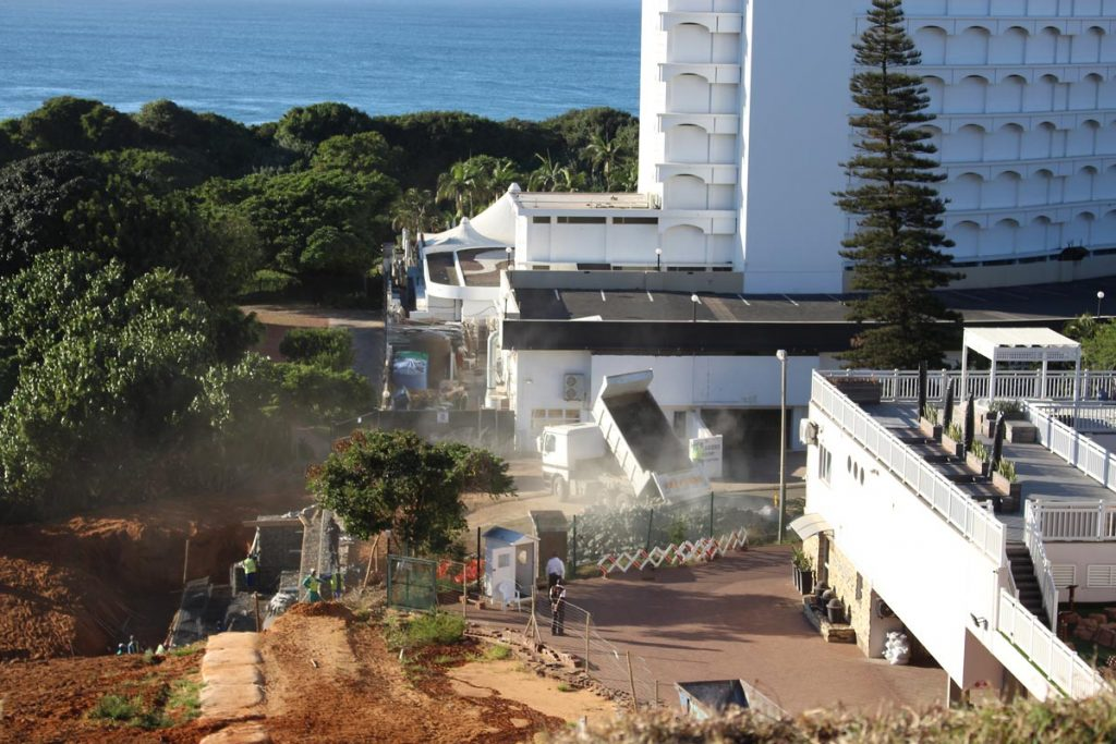 Stormwater outlet Umhlanga - M4 reopened