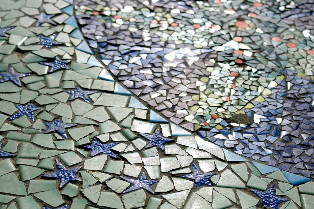 Mosaic - Umhlanga Pier